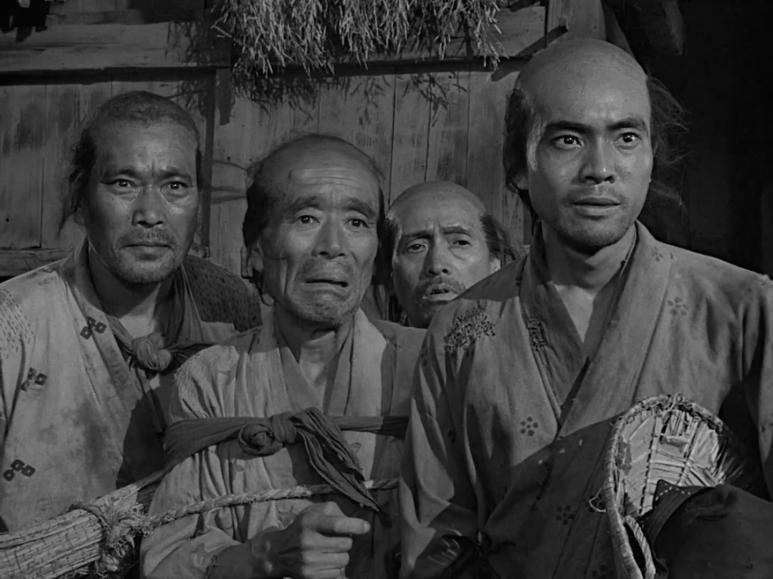 Resultado de imagen de los siete samurais pueblo